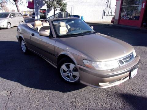 2003 Saab 9-3 for sale at Premier Auto in Wheat Ridge CO