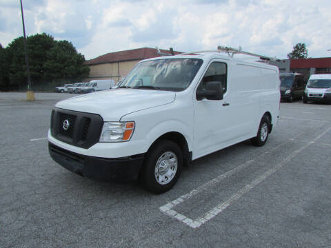 2015 Nissan NV Cargo for sale at Work-Van.com in Union City GA