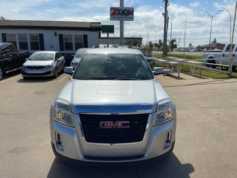 2010 GMC Terrain for sale at Zoom Auto Sales in Oklahoma City OK
