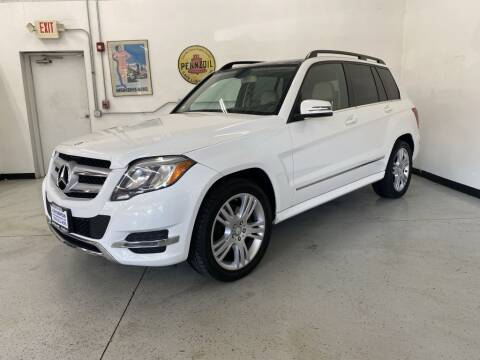 2014 Mercedes-Benz GLK for sale at Star European Imports in Yorkville IL