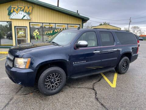 2008 Chevrolet Suburban for sale at RPM AUTO SALES in Lansing MI