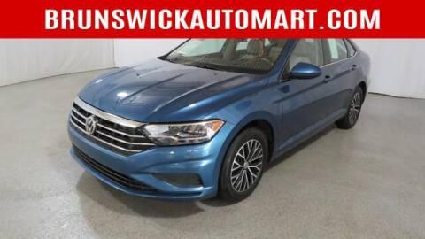2019 Volkswagen Jetta for sale at Brunswick Auto Mart in Brunswick OH