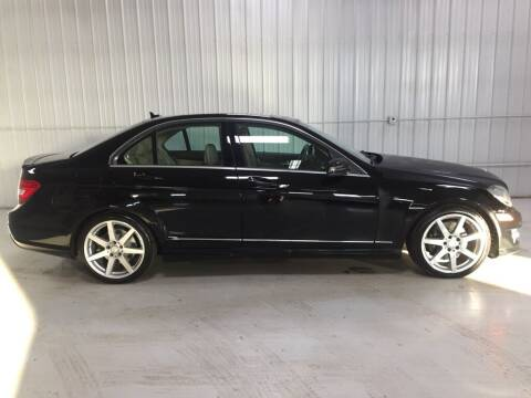 2014 Mercedes-Benz C-Class for sale at Elhart Automotive Campus in Holland MI