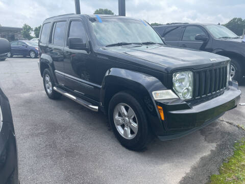 2012 Jeep Liberty for sale at Auto Credit Xpress - Sherwood in Sherwood AR