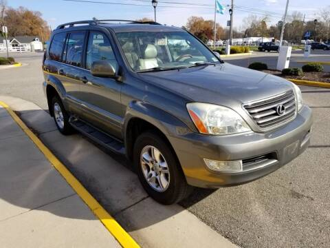 2007 Lexus GX 470 for sale at RVA Automotive Group in North Chesterfield VA