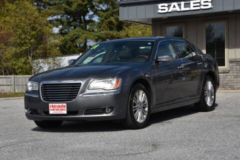 2011 Chrysler 300 for sale at Will's Fair Haven Motors in Fair Haven VT