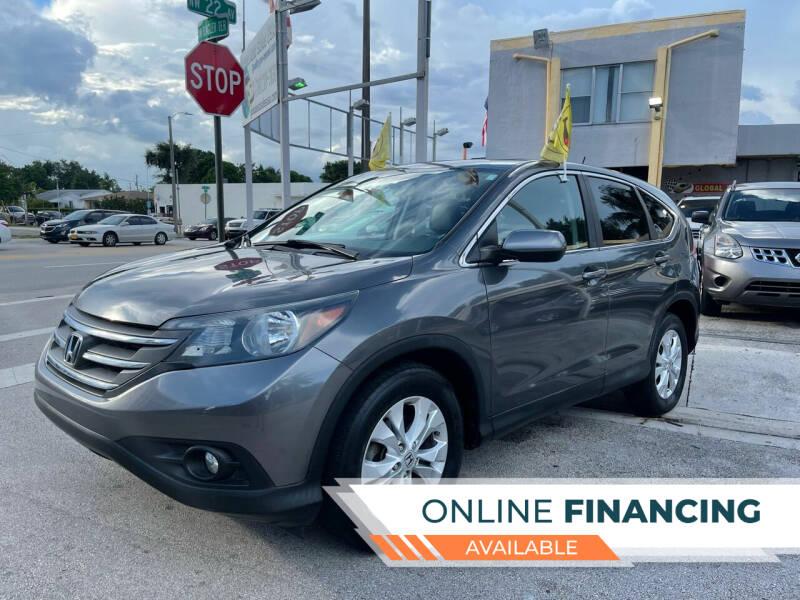2012 Honda CR-V for sale at Global Auto Sales USA in Miami FL