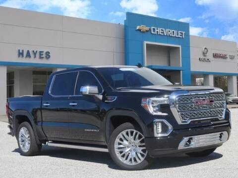 2019 GMC Sierra 1500 for sale at HAYES CHEVROLET Buick GMC Cadillac Inc in Alto GA
