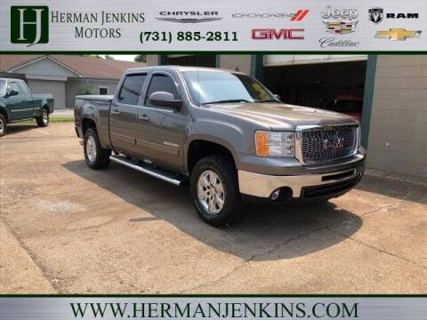 2013 GMC Sierra 1500 for sale at Herman Jenkins Used Cars in Union City TN
