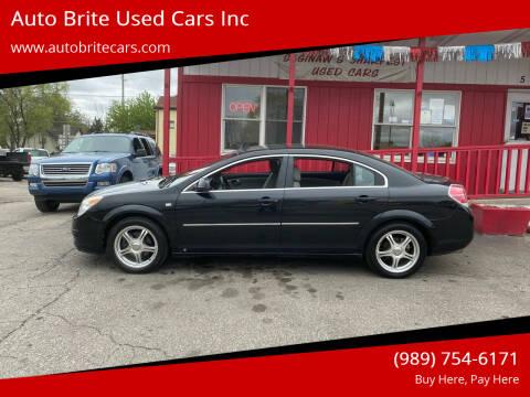 2008 Saturn Aura for sale at Auto Brite Used Cars Inc in Saginaw MI