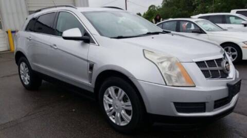 2010 Cadillac SRX for sale at Perfect Auto Sales in Palatine IL