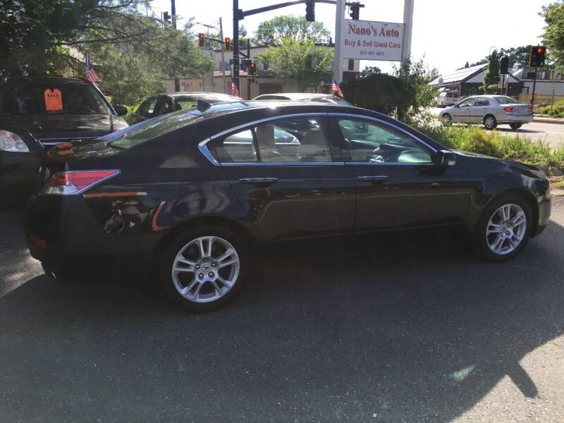 2009 Acura TL for sale in Concord, MA