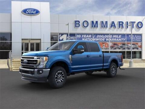 2021 Ford F-250 Super Duty for sale at NICK FARACE AT BOMMARITO FORD in Hazelwood MO