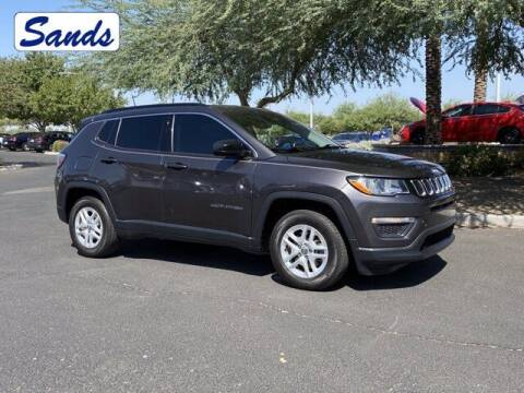 2019 Jeep Compass for sale at Sands Chevrolet in Surprise AZ