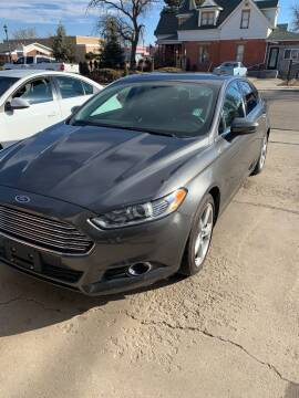 2016 Ford Fusion for sale at Armando's Auto in Fort Lupton CO