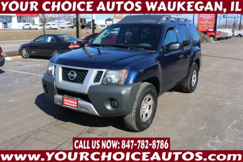 2009 Nissan Xterra for sale at Your Choice Autos - Waukegan in Waukegan IL