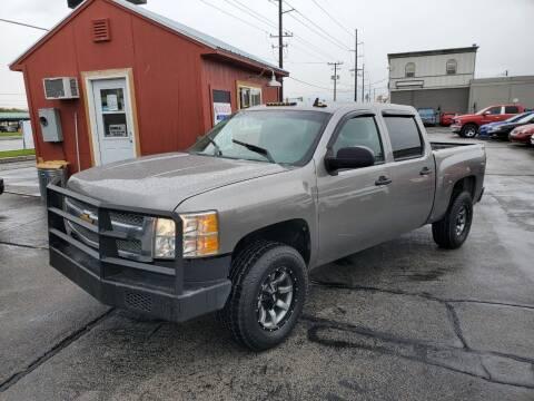 2012 Chevrolet Silverado 1500 for sale at Curtis Auto Sales LLC in Orem UT