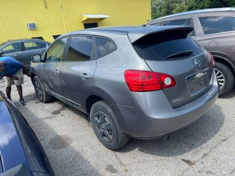 2012 Nissan Rogue for sale at Tiger Auto Sales in Columbus OH