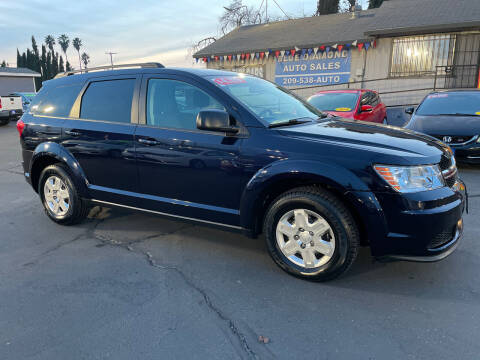 2011 Dodge Journey for sale at Blue Diamond Auto Sales in Ceres CA