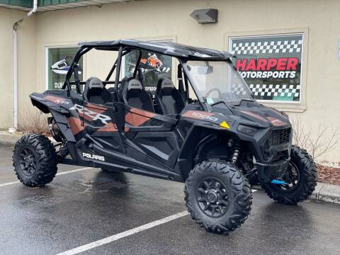 2021 Polaris RZR 1000 XP 4 Seat for sale at Harper Motorsports-Powersports in Post Falls ID