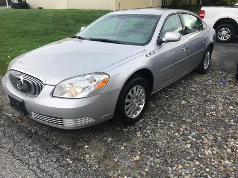 2008 Buick Lucerne for sale at Certified Motors in Bear DE