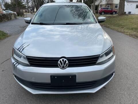 2011 Volkswagen Jetta for sale at Via Roma Auto Sales in Columbus OH