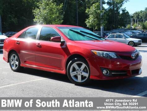 2013 Toyota Camry for sale at Carol Benner @ BMW of South Atlanta in Union City GA