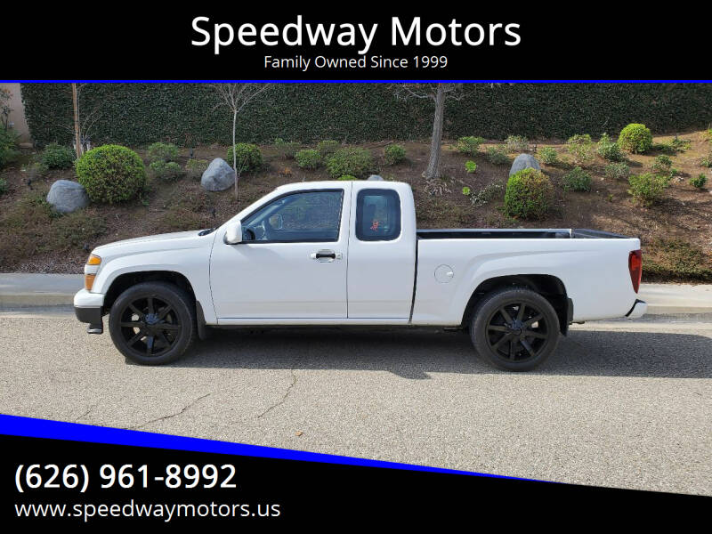 2012 Chevrolet Colorado for sale at Speedway Motors in Glendora CA
