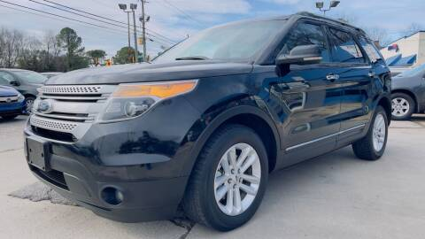 2012 Ford Explorer for sale at Capital Motors in Raleigh NC