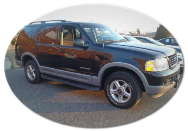 2002 Ford Explorer for sale at Black Tie Classics in Stratford NJ