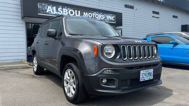 2018 Jeep Renegade for sale in Milwaukie, OR