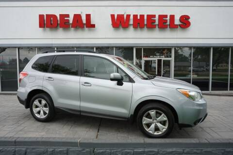 2015 Subaru Forester for sale at Ideal Wheels in Sioux City IA