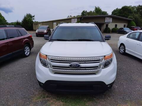 2013 Ford Explorer for sale at IDEAL IMPORTS WEST in Rock Hill SC