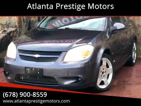 2006 Chevrolet Cobalt for sale at Atlanta Prestige Motors in Decatur GA