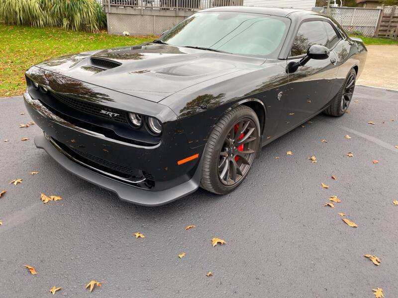 2016 Dodge Challenger for sale at Classics and More LLC in Roseville OH