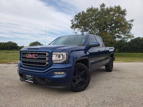 2017 GMC Sierra 1500 for sale at Laguna Niguel in Rosenberg TX