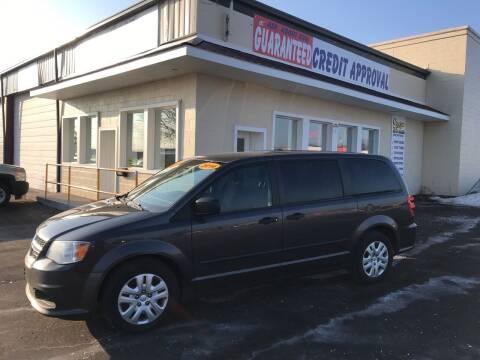 2016 Dodge Grand Caravan for sale at Suarez Auto Sales in Port Huron MI