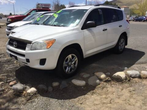 2010 Toyota RAV4 for sale at Small Car Motors in Carson City NV