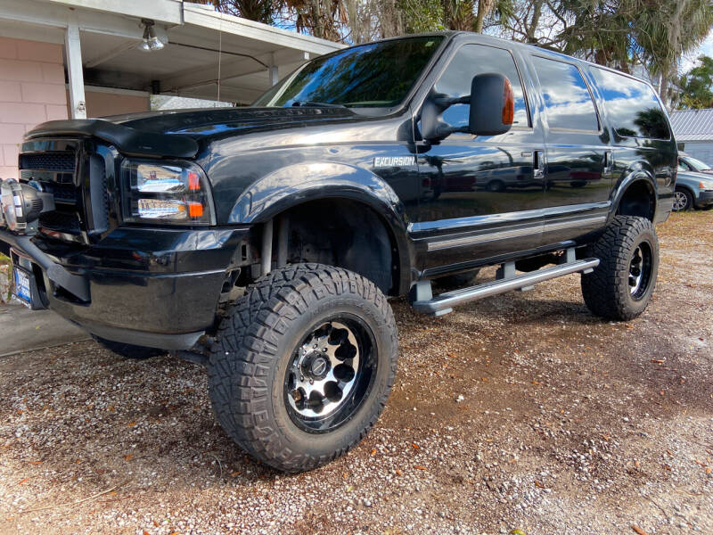 2005 Ford Excursion for sale at D & D Detail Experts / Cars R Us in New Smyrna Beach FL