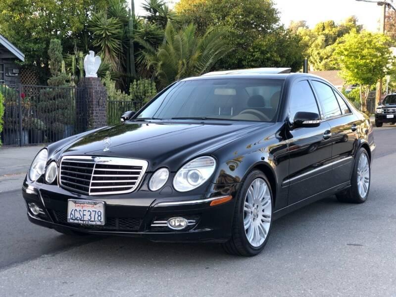 2008 Mercedes-Benz E-Class for sale at ZaZa Motors in San Leandro CA