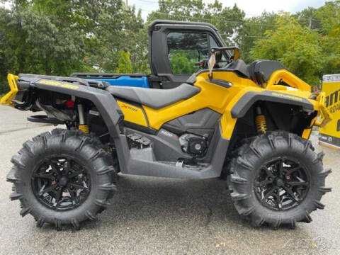2021 Can-Am OUTLANDER 1000 XMR VISCO LOK-4 for sale at ROUTE 3A MOTORS INC in North Chelmsford MA