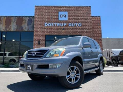 2006 Lexus GX 470 for sale at Dastrup Auto in Lindon UT