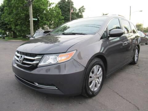 2014 Honda Odyssey for sale at PRESTIGE IMPORT AUTO SALES in Morrisville PA