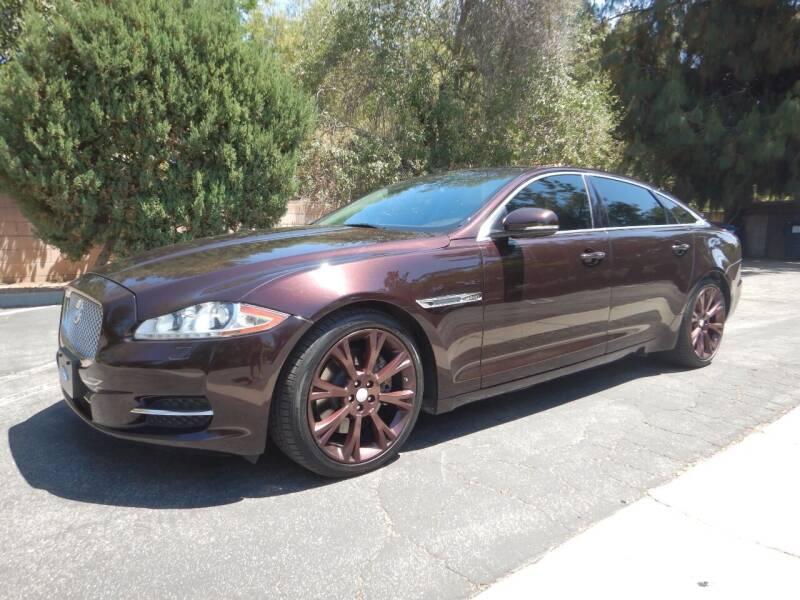 2013 Jaguar XJL for sale in Los Angeles, CA