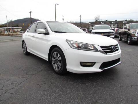 2015 Honda Accord for sale at Hibriten Auto Mart in Lenoir NC