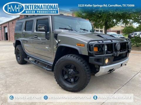 2008 HUMMER H2 for sale at International Motor Productions in Carrollton TX