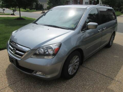 2007 Honda Odyssey for sale at Wally's Wholesale in Manakin Sabot VA
