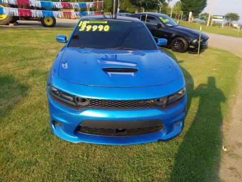 2018 Dodge Charger for sale at AUTOPLEX 528 LLC in Huntsville AL
