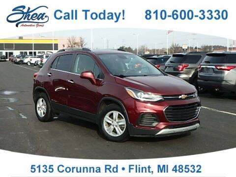 2017 Chevrolet Trax for sale at Jamie Sells Cars 810 - Linden Location in Flint MI