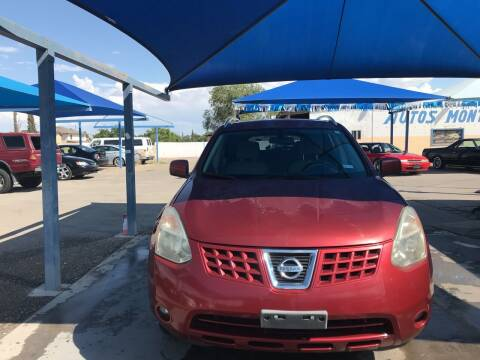 2010 Nissan Rogue for sale at Autos Montes in Socorro TX
